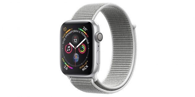 2. Apple Watch 4