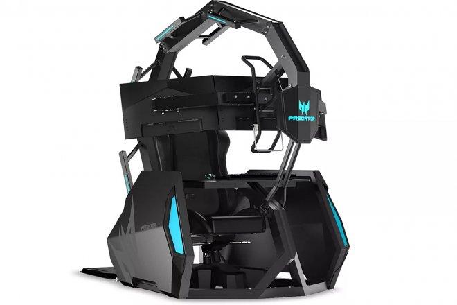 Acer predstavila Predator Thronos Air — dlya samyh uvlechennyh gejmerov