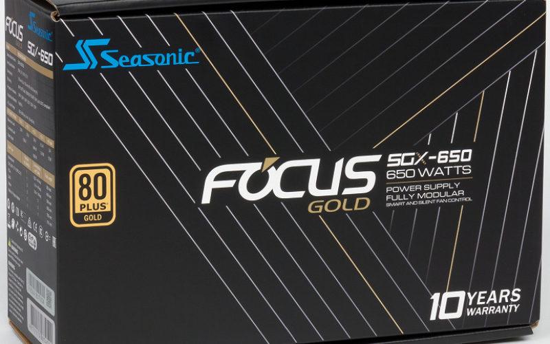 Обзор блока питания Seasonic FOCUS PX-650