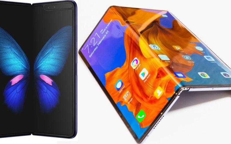 Samsung показал гибкий смартфон Galaxy Z Fold 2